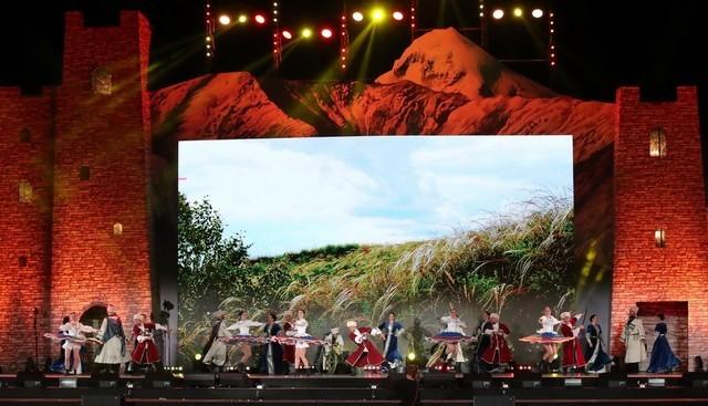 В Ингушетии отпраздновали 250-летие единения с Россией
