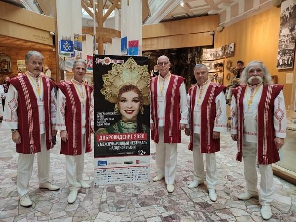 Белорусы приняли участие в фестивале «Добровидение»