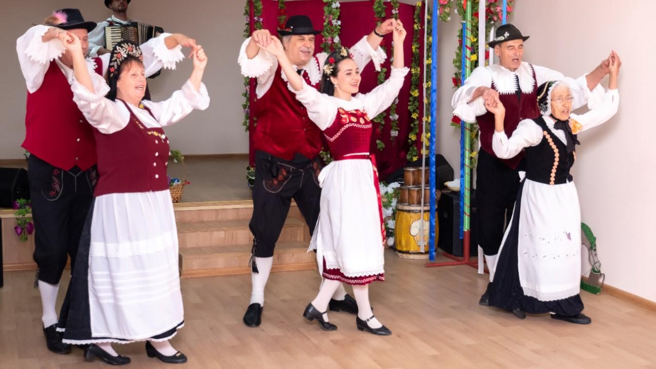 Праздник урожая отпраздновали в Астрахани